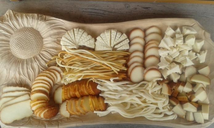 Degustacja tradycyjnych serów regionalnych